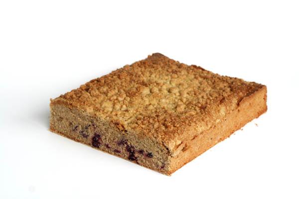 Schwarze Johannisbeer-Kuchen