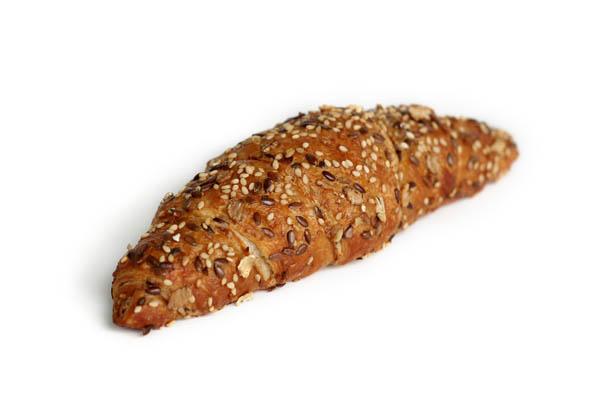 6 Korn Laugen Croissant